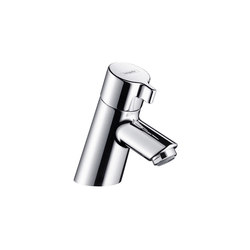 hansgrohe Pillar tap 40 without waste set | Wash basin taps | Hansgrohe