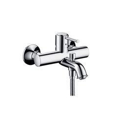 hansgrohe Talis Classic Single lever bath mixer for exposed installation | Bath taps | Hansgrohe