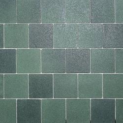 Belpasso Premio Pesto brillant, shading | Concrete / cement flooring | Metten