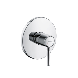 Hansgrohe Talis Classic Single Lever Shower Mixer for concealed installation | Shower taps / mixers | Hansgrohe