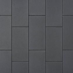 cubus anthrazit paving stones from metten architonic. Black Bedroom Furniture Sets. Home Design Ideas
