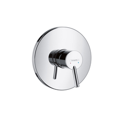Hansgrohe Talis S Single Lever Shower Mixer for concealed installation | Shower taps / mixers | Hansgrohe