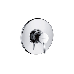 Hansgrohe Talis S Single Lever Shower Mixer, for concealed installation | Shower taps / mixers | Hansgrohe