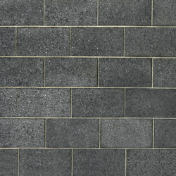 Basalt schwarz, geflammt | Natural stone panels | Metten