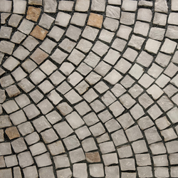 Quirrenbach Grauwacke Pflaster, gespalten | Paving stones | Metten