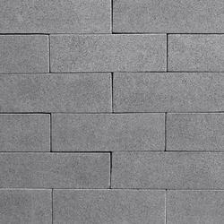 Keltic Granit Mauersteine, samtiert® | Garteneinfassungen | Metten