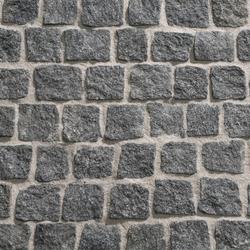 Keltic Granit Pflaster, gespalten | Paving stones | Metten
