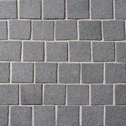 Keltic Granit Plaster, samtiert® | Paving stones | Metten