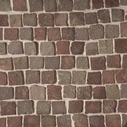 Quarz-Porphyr Pflaster, spaltrau | Suelos de hormigón / cemento | Metten