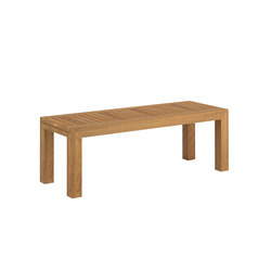 Ixit 118 bench | Garden benches | Royal Botania