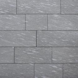 Valser Quarzit Platten, samtiert® | Natursteinplatten | Metten