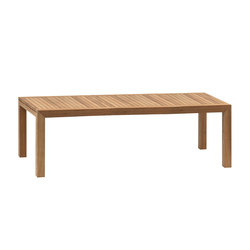 Ixit 260 table | Dining tables | Royal Botania