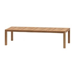 Ixit 320 table | Tables à manger de jardin | Royal Botania