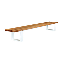 Vigor bench | Garden benches | Royal Botania