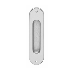 Sliding door flush pull handles Z1702 (50) | Maniglie ad incasso | Karcher Design