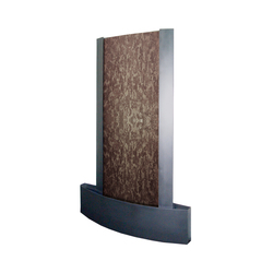 Wasserwand R | Interior fountains | art aqua