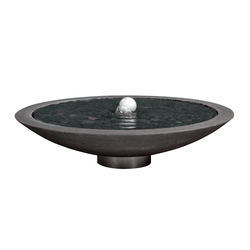 zen schale 150 interior fountains art aqua