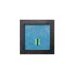 Wasserbild Stein Balk | interior fountains | art aqua
