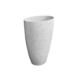 Oval 6 | Pots de fleurs | art aqua