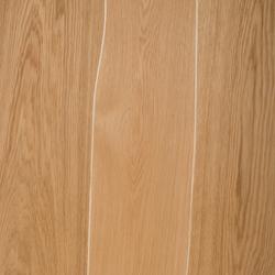 Placage en chêne avec inserts en érable | Placages | Boleform
