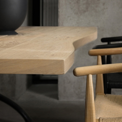 Tabletop Oak beveled | Tabletops | Boleform