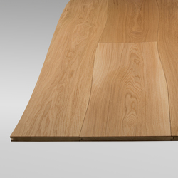 Solid surface Oak beveled | Facing panels | Boleform