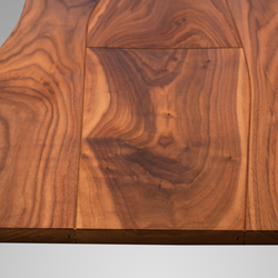 Solid surface Walnut beveled | Facing panels | Boleform