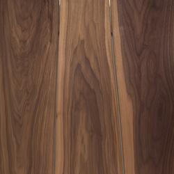 Sobre de mesa de Nogal de exterior biselada | Tableros para mesas | Boleform