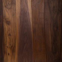 Veneer Surface Walnut beveled | Wood veneers | Boleform