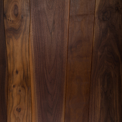 Veneered panel for furniture manufacturing Walnut beveled | Wood veneers | Boleform