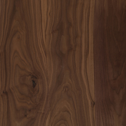 Veneered panel for furniture manufacturing Walnut non-beveled | Wood veneers | Boleform