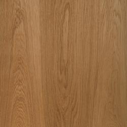Plan de travail en chêne avec inserts en chêne | Plans de travail de cuisine | Boleform