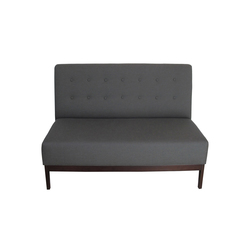 Fitzroy Sofa front | Divani lounge | Eleanor Home