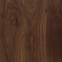 Worktop Walnut non-beveled | Wood panels | Boleform