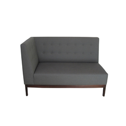 Fitzroy Sofa corner | Canapés d'attente | Eleanor Home