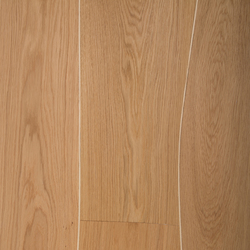 Walling Oak with maple inlay | Wall panels | Boleform