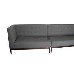 Fitzroy Sofa set | Canapés d'attente | Eleanor Home