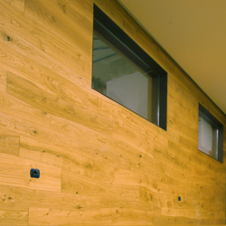 Walling Oak non-beveled | Wood veneers | Boleform