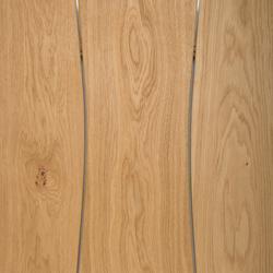 Rivestimento esterno | rivestimento | recinzione Rovere bisellato | Piallacci di legno | Boleform