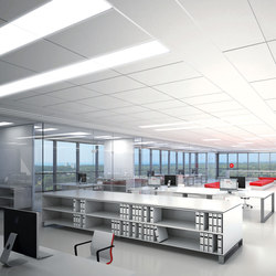 Flexo | Acoustic ceiling systems | OWA