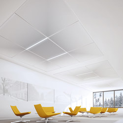 Pix | Acoustic ceiling systems | OWA