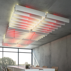 Square | Acoustic ceiling systems | OWA