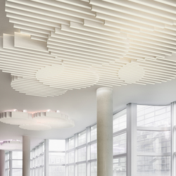 Cloud | Acoustic ceiling systems | OWA