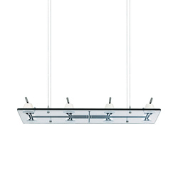 Lastra 8 rectangular | General lighting | Flos