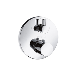 Hansgrohe Ecostat S Thermostat for concealed installation with shut-off|diverter valve | Shower taps / mixers | Hansgrohe