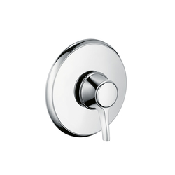 Hansgrohe Ecostat Classic Highflow Thermostat for concealed installation | Shower taps / mixers | Hansgrohe