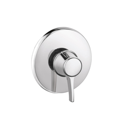 Hansgrohe Finish Set Classic Pressure Balance Shower Mixer | Shower taps / mixers | Hansgrohe