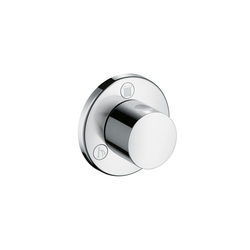 Hansgrohe Trio|Quattro S Shut-Off and Diverter Valve for concealed installation DN20 | Shower taps / mixers | Hansgrohe