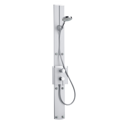 Hansgrohe Raindance S Shower Panel for exposed fitting DN15 | Shower columns / panels | Hansgrohe