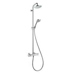 Hansgrohe Croma 160 Showerpipe DN15 | Shower columns / panels | Hansgrohe